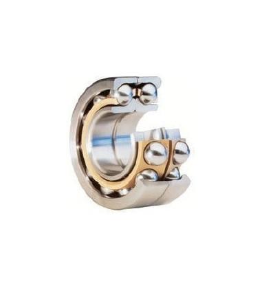 Qté 20 Taille #2 ACIER INOX Roulement à billes pivotant avec deux split rings