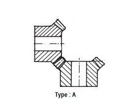 COUPLE CONIQUE ( Type A )