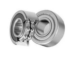Roulement à deux rangées de billes - Contacts obliques et oscillants - Auto-aligneur