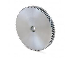 Engrenage sans moyeu - Acier - Module 1 - Pas de 3.14mm