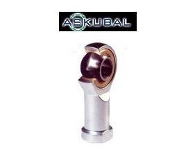 Embout à rotule ASKUBAL - femelle