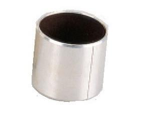 Bague lisse - bronze sur support acier